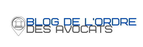 Blog de l'ordre des avocats